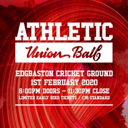 Athletic Union Ball 2020