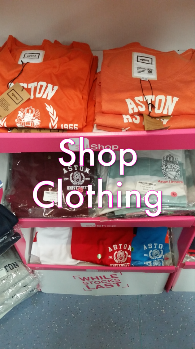 SU Shop - Clothing